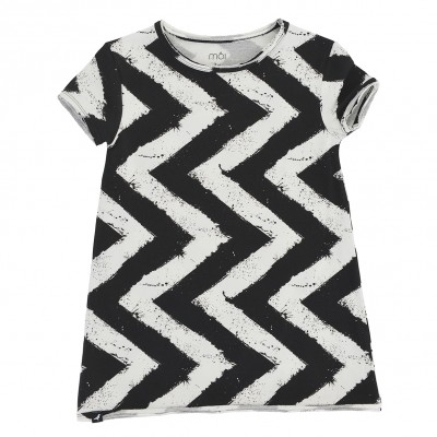 Baby Dress - Urban Stripes