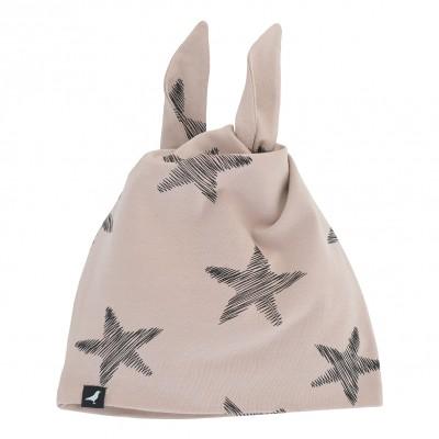 Beanie - Blush Starfish