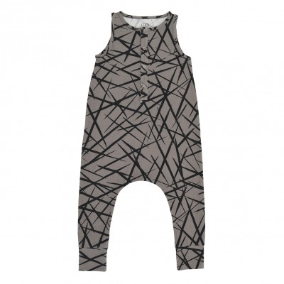 Jumpsuit - Grey XY