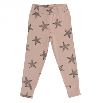 Baby Leggings - Blush Starfish