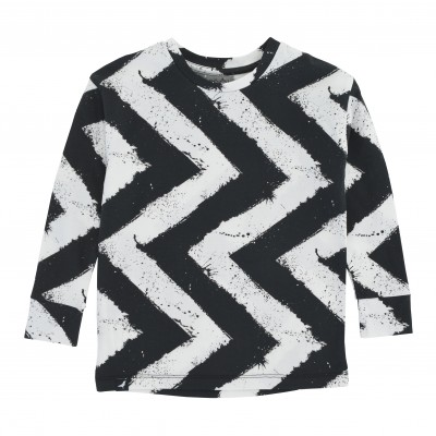 Baby Long T - Urban Stripes