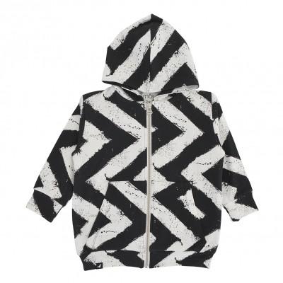 Baby Hoodie - Urban Stripes