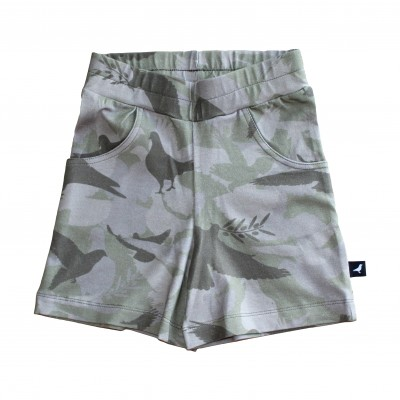 Baby Shorts - Camouflage