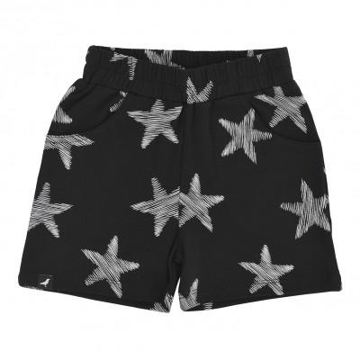 Shorts - Black Starfish