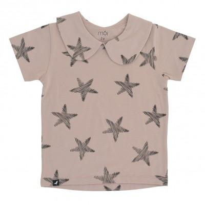 Baby T-Shirt - Blush Starfish