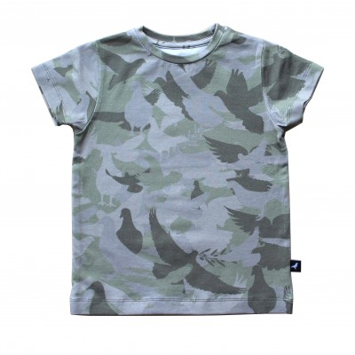 Baby T-Shirt - Camouflage