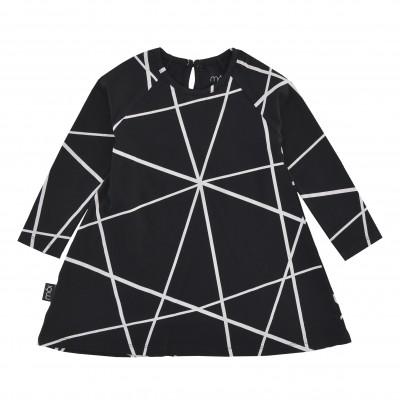 A Dress - Black Lines