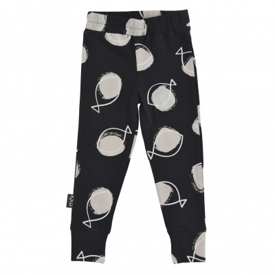 Leggings  - Black Fish