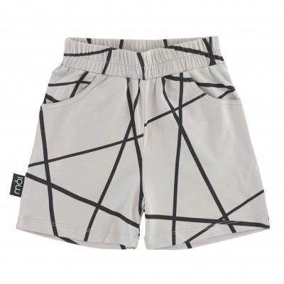 Shorts - Grey Lines