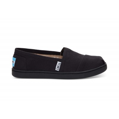 Toms classic youth black
