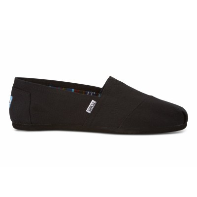 Toms classic men black on black