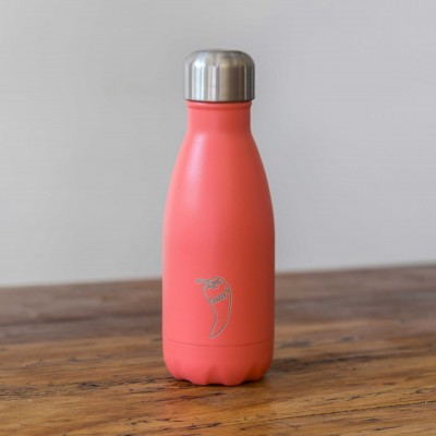 Chilly's flaska Coral Pastel 260 ml