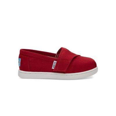 Toms - Skór classic tiny red