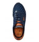 Thumb_Woden Ydun Navy Flet Sneakers