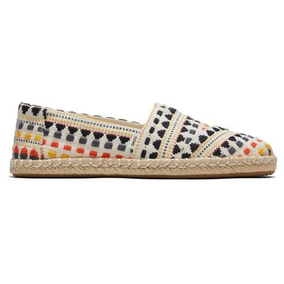 Toms Natural Multi Global Women