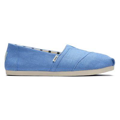 Toms Alpargata Azure Blue Women