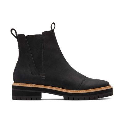 Toms - Skór Dakota Boot Black Women