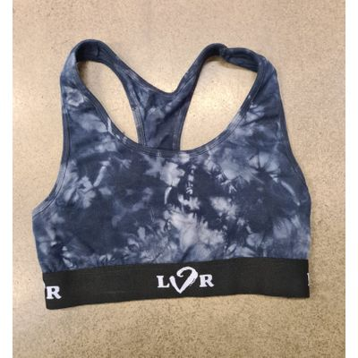 LVR - TOP - CRYSTAL - BLUE