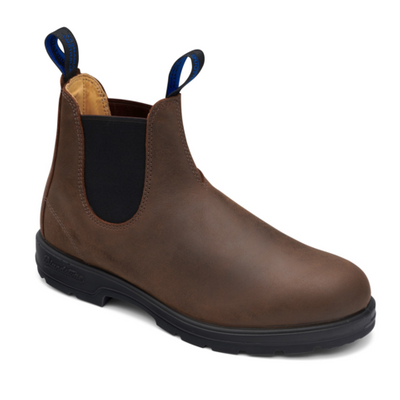 Blundstone 1609 ANTIQUE BROWN Leather