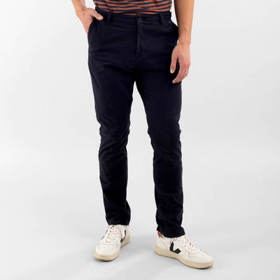 DEDICATED - Chino Pants Sundsvall - Navy