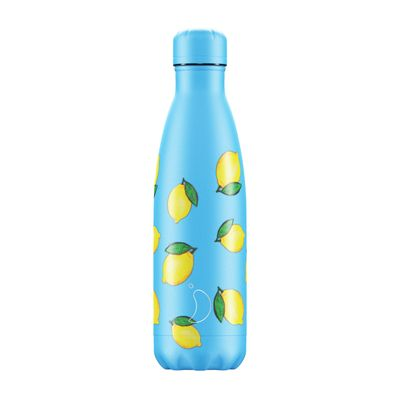 Chilly's flaska Icons Lemon 500 ml