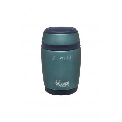 Cheeki matarílát einangrað Blue (blátt) 480 ml