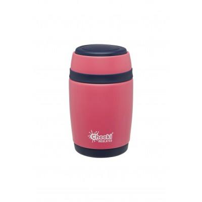 Cheeki matarílát einangrað Dusty Pink (bleikt) 480 ml