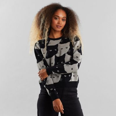 Dedicated - Sweater Arendal - Cats