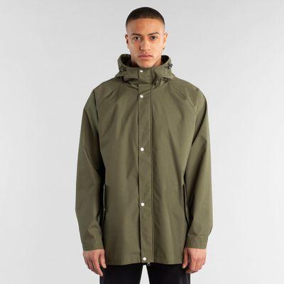 Dedicated -  Jacket Hoddevik - Leaf green