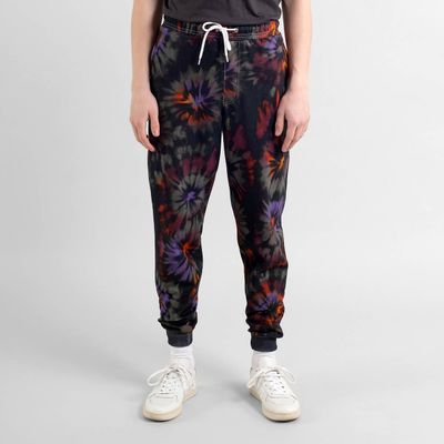 DEDICATED - Joggers Lund - Tie Dye