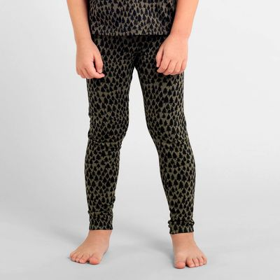 DEDICATED - Leggings Lummelunda Trees