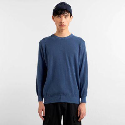 DEDICATED - Sweater Kalmar - Blue
