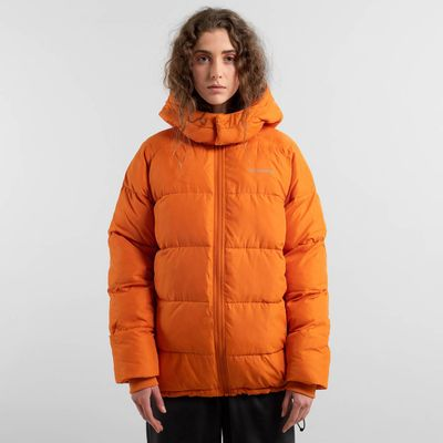 DEDICATED - Puffer Jacket Boden Orange