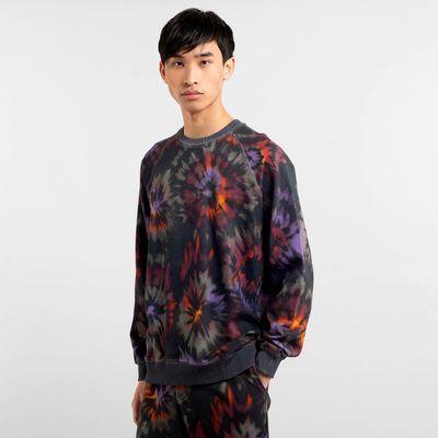 DEDICATED - Sweatshirt Malmoe - Tie Dye
