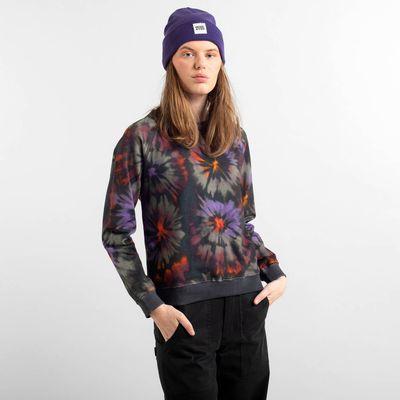DEDICATED - Sweatshirt Ystad Raglan - Tie Dye