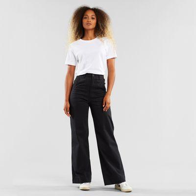 DEDICATED - Pants Vara Workwear - Black