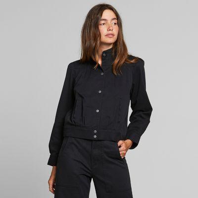 Dedicated - Jacket Ljungby - Black