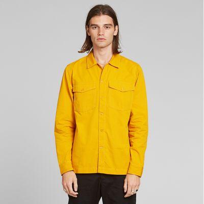 Dedicated - Shirt Edsbyn - Golden Yellow