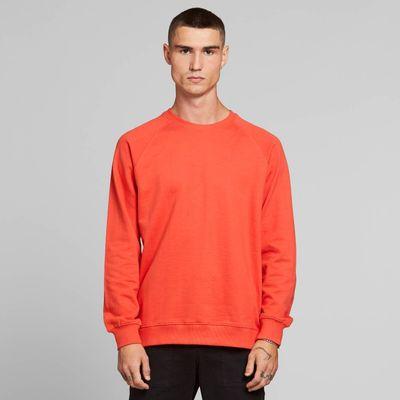 Dedicated - Sweatshirt Malmoe - Base Pale Red