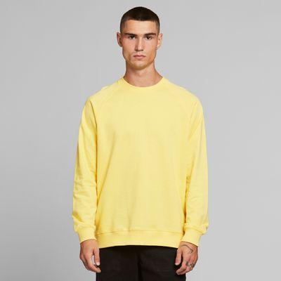 Dedicated - Sweatshirt Malmoe - Base Yellow