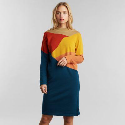 Dedicated - Dress - Mountains multi colour