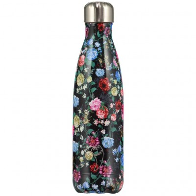 Chilly's flaska Floral Roses 500 ml