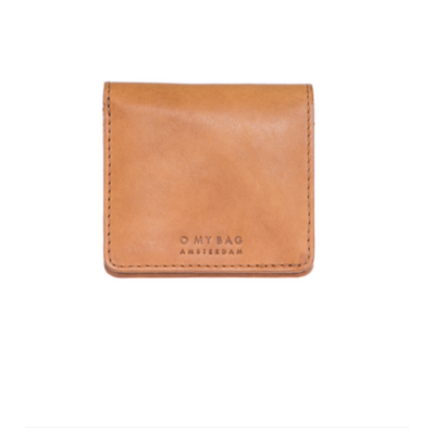O MY BAG - Alex fold over wallet - Cognac Classic