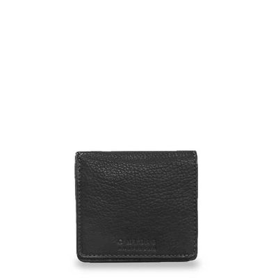 O MY BAG - Alex fold over wallet - Black