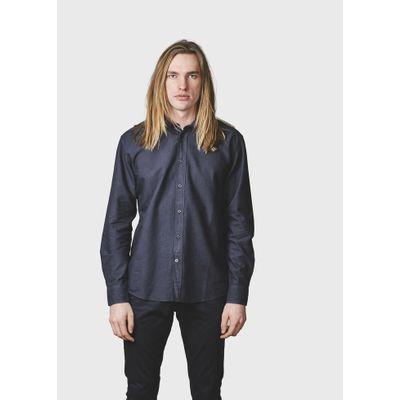 KLITMÖLLER -  Basic shirt - Navy