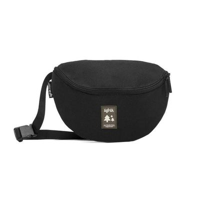 LEFRIK  BEAT - BUM BAG - BLACK