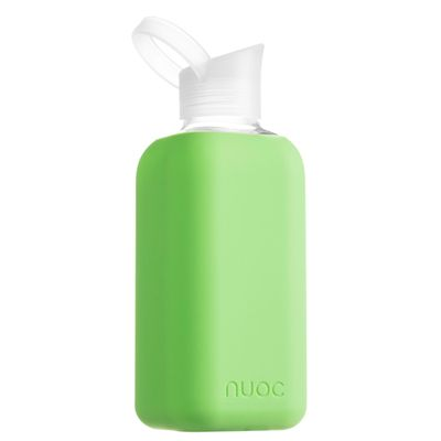 Nuoc Bliss græn glerflaska 800 ml