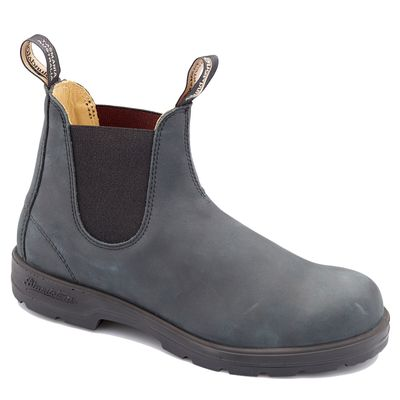 Blundstone Kids 1325 Rustic Black Leather