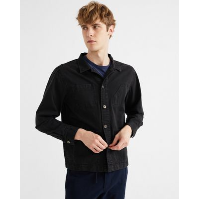 Thinking MU -  BLACK - JAMES-  V JACKET
