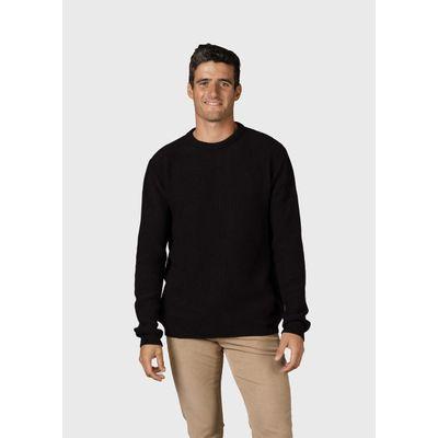 KLITMØLLER - Charlie knit - Black